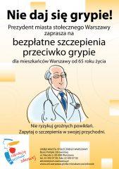 Szczepieniea grypa Warszawa Medicenter